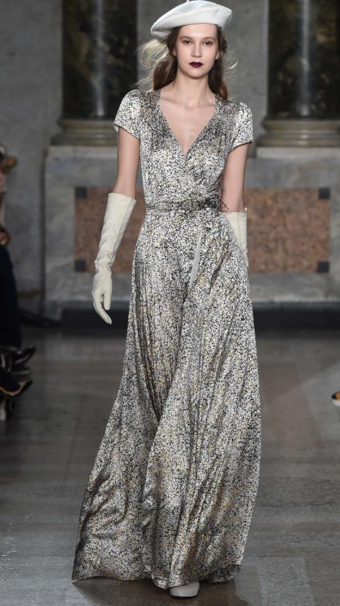 Luisa Beccaria A/W 2015 style.com