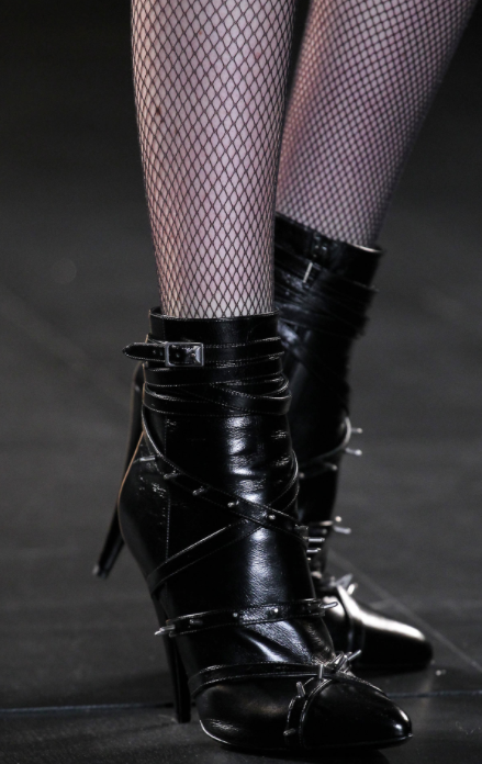 A/W 2015/16 RTW - Saint Laurent style.com photo