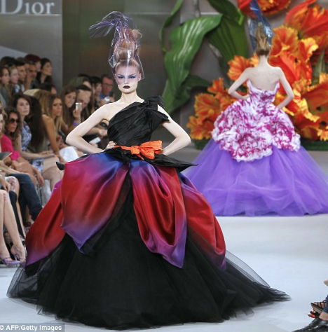 Galliano for Dior, Getty Images