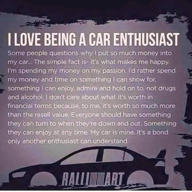 Car Enthusiast