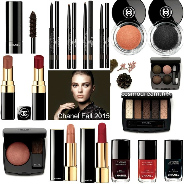 Chanel Les Automnales Fall 2015 cosmodream