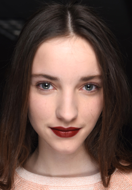 VIP Red lipstick, from http://bubblymichelle.com/2015/03/08/nars-backstage-aw-2015-sneak-peek-of-new-fall-2015-products/