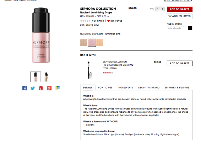 http://www.sephora.com/ photo