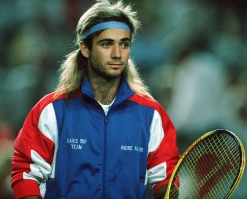 1980s, Mullets - Image: Bongarts via Getty Images