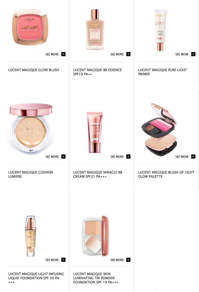 http://www.loreal-paris.com.hk/en/cosmetics