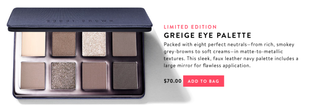 https://www.bobbibrowncosmetics.com/greige-collection