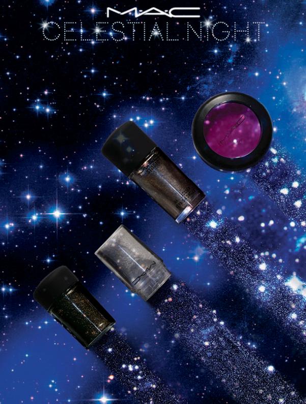 MAC Celestial Nights image, via http://britishbeautyblogger.com