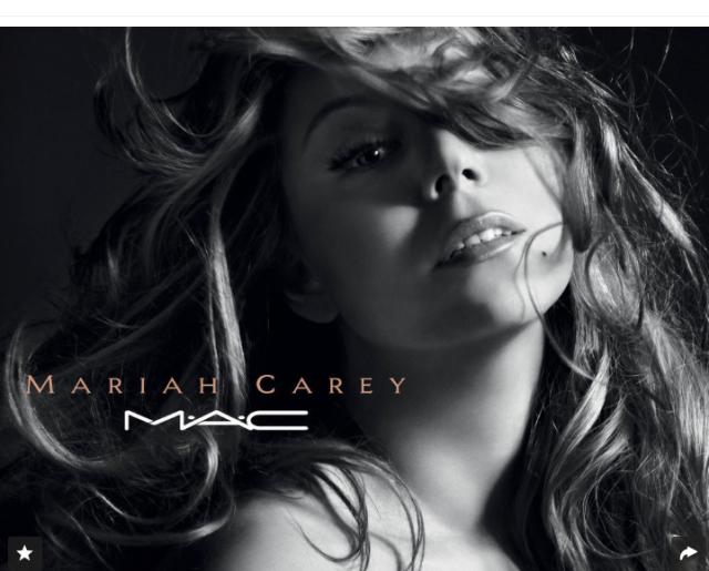 MAC X Mariah Carey Holiday 2015