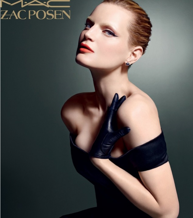 MAC X Zac Posen Collection image