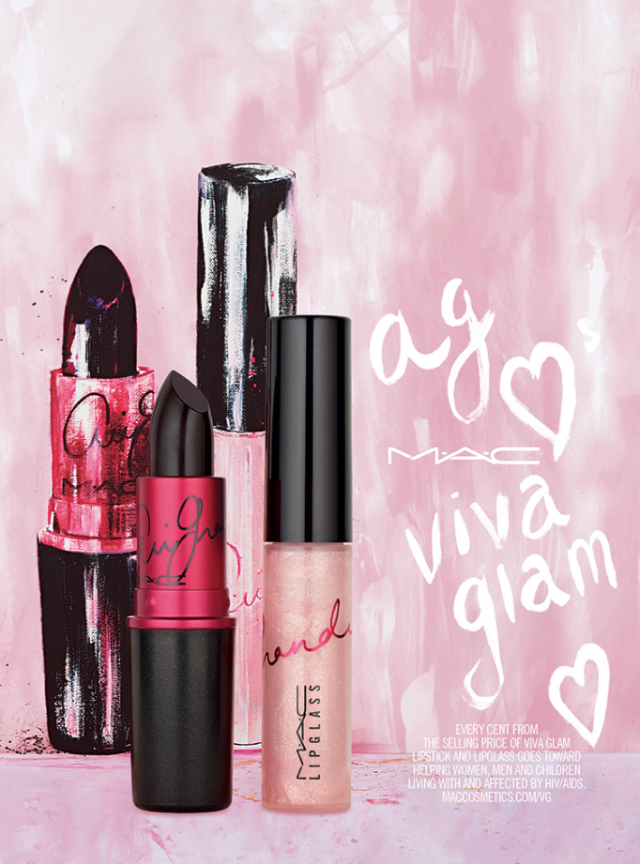 Spring 2016 MAC Viva Glam with Ariana Grande