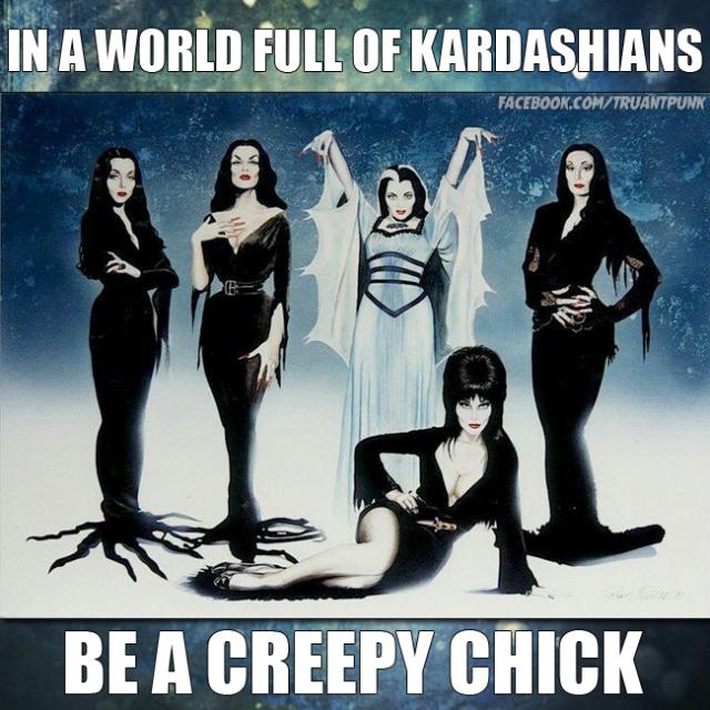 Be Creepy