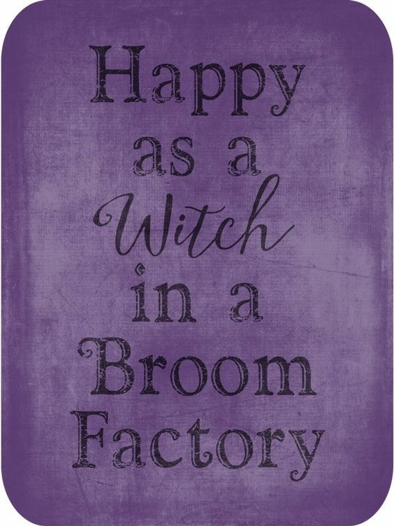 WItch broom factory