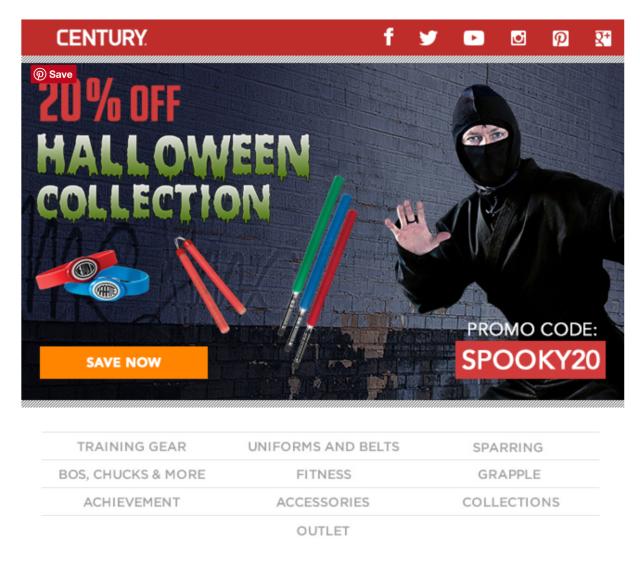Centurymartialarts.com