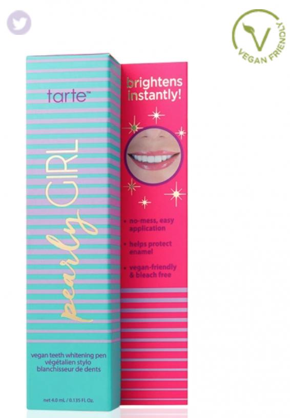 Tarte Limited Edition Vegan Pearly Girl Fashionjitsu