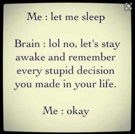 #insomnia #cantsleep #brain
